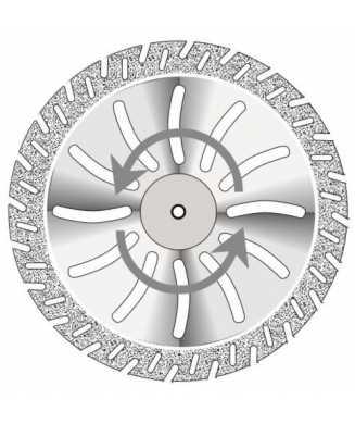 Disque Diamant « Flex »