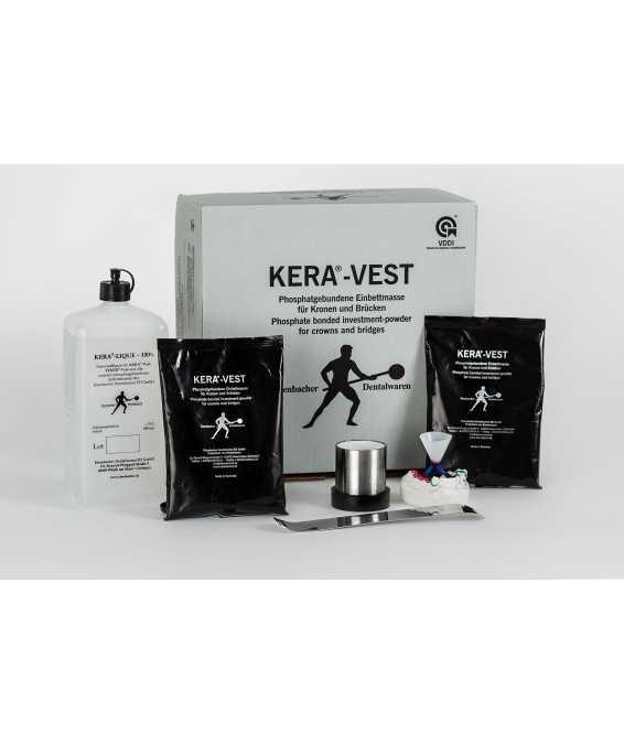 Revêtement fixe KERA - Vest (75x160gr+3l)