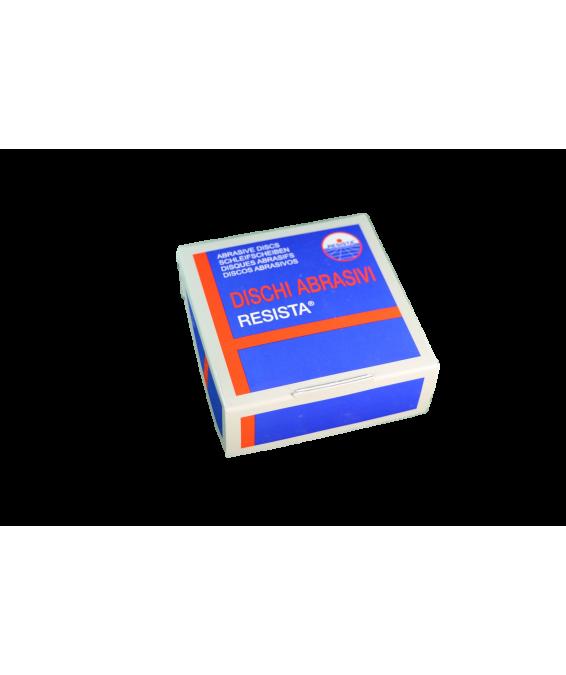 Disques à tronçonner (25/0.6) - Résista (Boîte de 100pcs)
