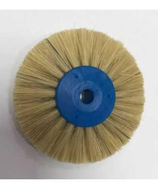 Brosse pour résine Toff 3 rangs 60mm (x12)