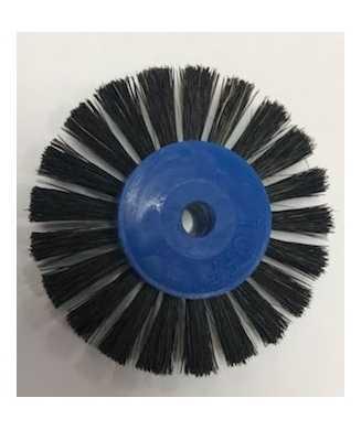 Brosse noir 1 rang 55mm (x12)