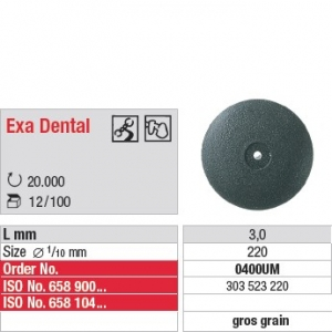 Exa Dental Gros Grain