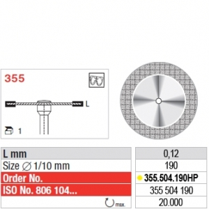 Superflex 355.504.190HP