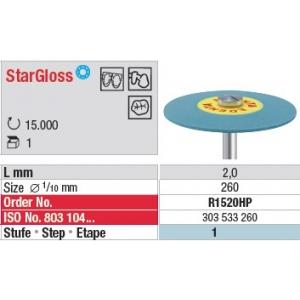 Polissage céramique StarGloss – Grains gros R1520HP